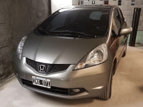 Honda Fit 1.5 2009 Ex-l At 120cv 2009
