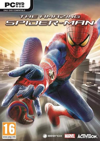 Homen Aranha The Amazing Spider-man Pc Original !!