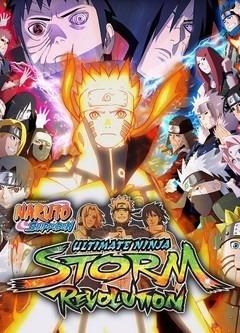 Naruto Shippuden Ultimate Ninja Storm Revolution Pc-dvd