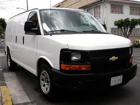 Chevrolet Express Van 6 Cil. 2013