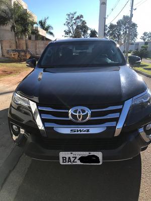 Toyota Sw4 2017 - 48000 Km - Carro Muito Conservado