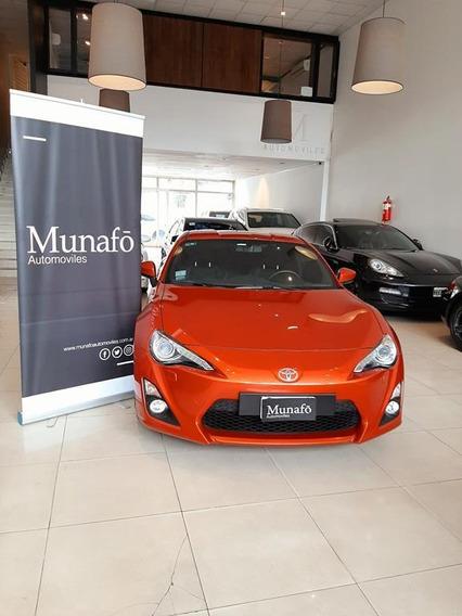 Toyota 86 2.0 Gt Mt - 2014 -