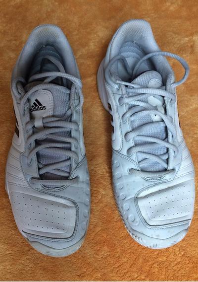 Tenis adidas Feminino Branco Numero 38 Semi Novo
