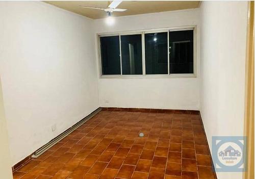 Imagem 1 de 22 de Apartamento Com 1 Dormitório À Venda, 48 M² Por R$ 219.000,00 - Centro - São Vicente/sp - Ap5770