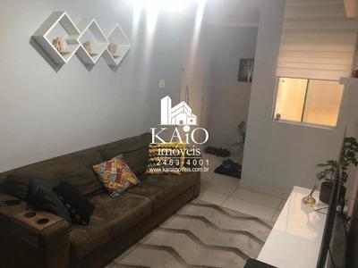 Lindo Apartamento De 51m² Com 2 Dormitórios No Edificio São Jorge - Ap1155