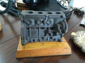 Miniatura Motor Gm Comemorativa 1989