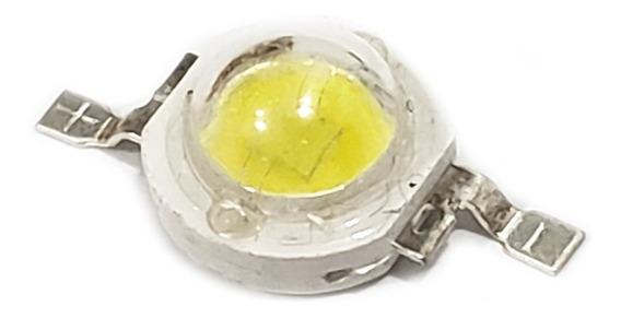 30 Chip Super Power Led 3w 3v Branco Frio Original