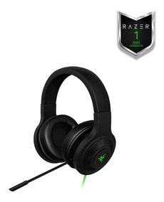 Headset Gamer Razer Kraken Essential P2 - Pc Ps4 Xbox