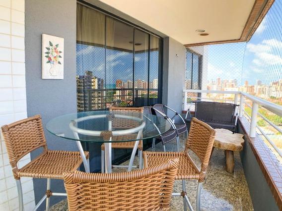 Apartamento Em Papicu, Fortaleza/ce De 175m² 3 Quartos À Venda Por R$ 650.000,00 - Ap361173
