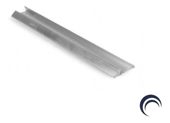 Perfil Arremate Alumínio Para Acabamento Em Toldo