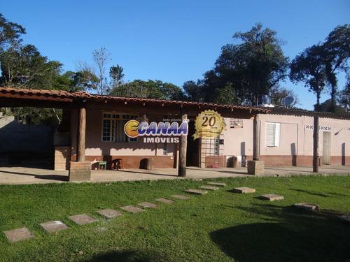 Imagem 1 de 30 de Chácara Com 4 Dorms, Jardim Leonor, Mongaguá - R$ 180 Mil, Cod: 8179 - V8179