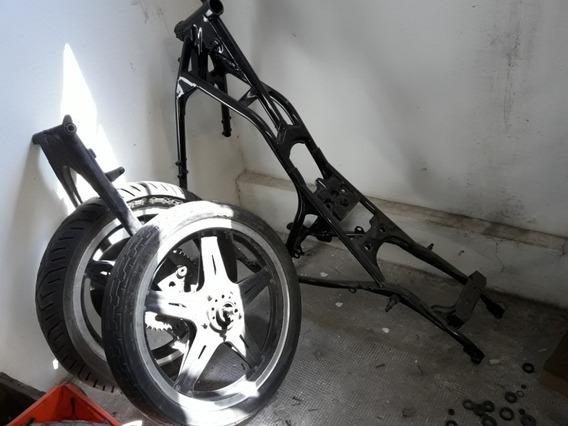 Honda Cb900 Boldor Para Proyecto Con 05 Y Foto Sellada