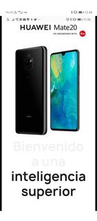 Huawei Mate 20 120 Gigas De Memoria Telcel Negro