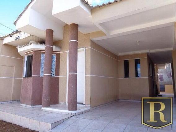 Casa Para Venda Em Guarapuava, Virmond - 719186