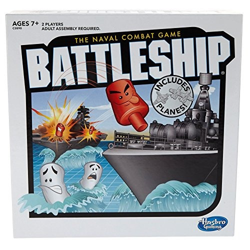 Battleship Con Aviones Amazon Exclusive