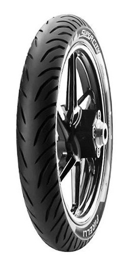 Pneu Pirelli 80 100 14 Super City Tras Moto Honda Biz 100/25