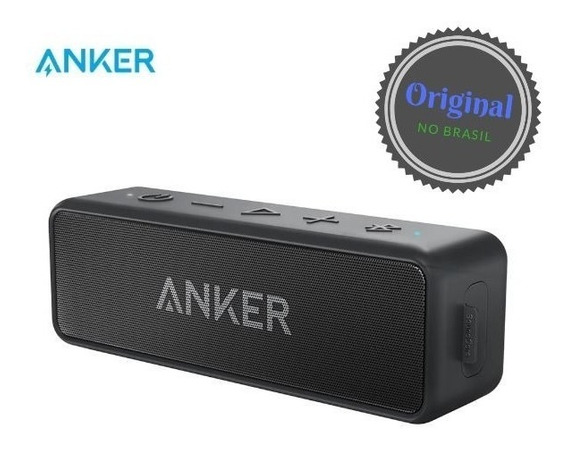 Speaker Anker Soundcore 2 Bluetooth Original - No Brasil -