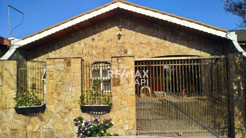 Casa À Venda, 186 M² Por R$ 590.000,00 - Jardim Tannus - Jundiaí/sp - Ca2192