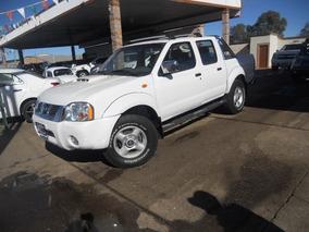 Nissan Frontier 2.4 Le Mt 2014,blanca.