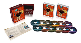 El Hombre Nuclear - Serie Completa - Blu-ray