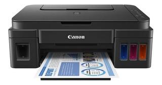 Impresora Canon Pixma G3100 Multifuncion Sistema Continuo