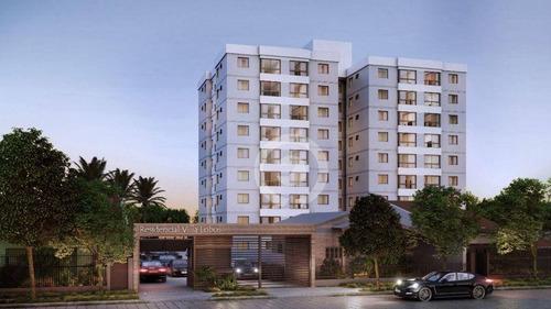 Apartamento Com 2 Dormitórios À Venda, 65 M² - Ap0444
