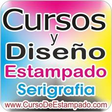 Curso De Estampado En Tela Y Remeras - Serigrafica Laferrere