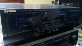 Tape Deck Gradiente Add-300