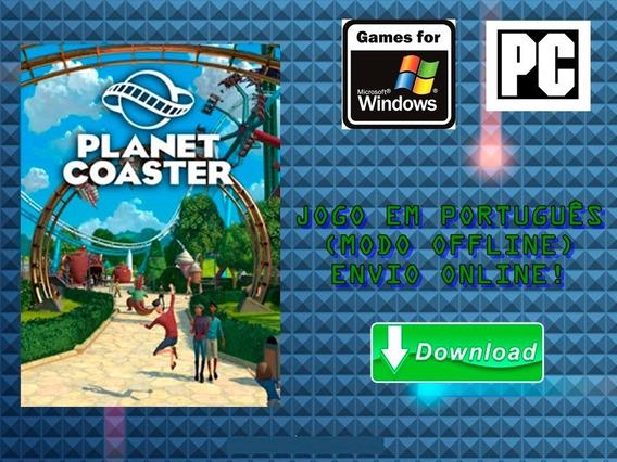 Planet Coaster + Dlc
