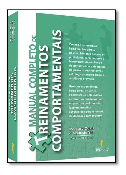 Livro - Manual Completo De Treinamentos Comportamemtais