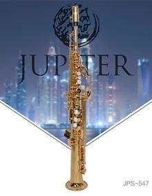 Sax Soplano Jupiter Jps 547 Gold Frete Gratis