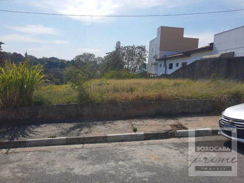 Imagem 1 de 2 de Terreno À Venda, 480 M² Por R$ 700.000 - Parque Campolim - Sorocaba/sp - Te0239