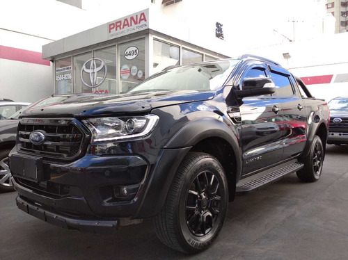 Ford Ranger Black Edition Cc 3.2l 4x4 At  2019