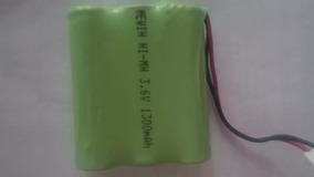 Kit C/ 8 Baterias P/ Telefone Sem Fio Ni-mh 3,6v 1300mah Aa