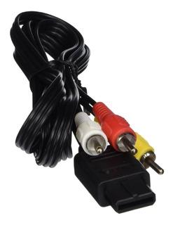 Cable Audio Video Gamecube, Nintendo 64, Super Nintendo