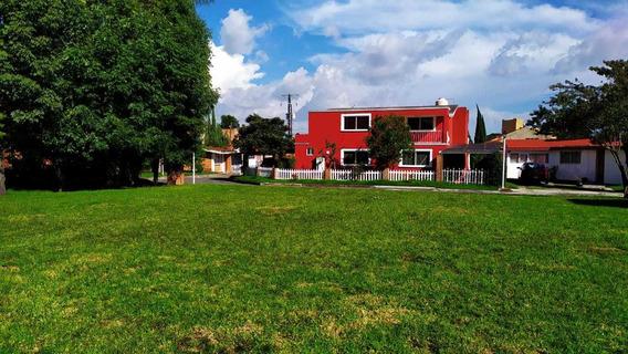 Hermosa Casa Grande En Sn Pedro Cholula 4 Recamaras 4 Baños