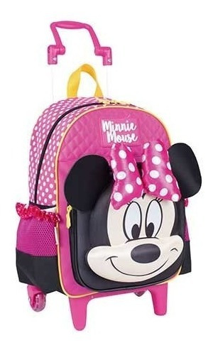 Mochilete Minnie Mouse 65293 - Original