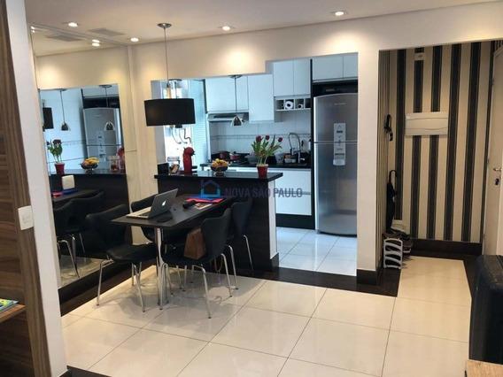 Vila Leopoldina, Mobiliado, 2 Dormitórios, 69 M² Por R$ 639.000 - Bi25138
