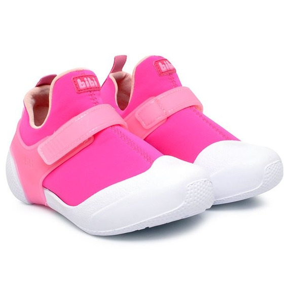 Tênis Infantil Bibi Two Way 1093005 Pimenta/rosa