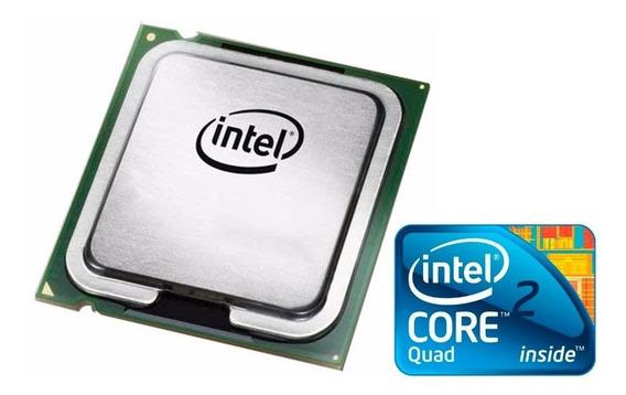 Processador Intel Core 2 Quad Q8200 2.33 + Cooler Lga 775