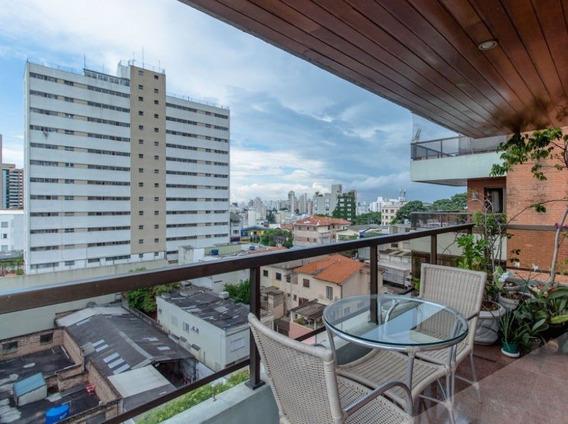 Apartamento A Venda No Bairro Sumaré Em São Paulo - Sp. - Rm956resperdizes-1