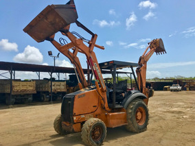 Maquinaria Pesada Excavadoras Case 580m Serie 2