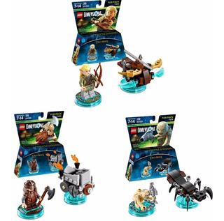 Lego Dimensions Arma Tú Paquete 3 Sets Envió Gratis!