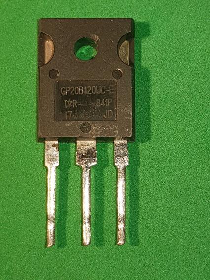 Irgp20b120 Gp20b120ud To-247 3 Peças