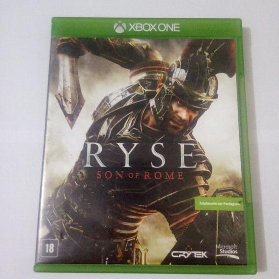 Ryse Son Of Rome - Midia Fisica Xbox One