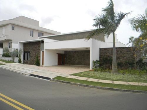Casa Com 4 Dormitórios À Venda, 318 M² Por R$ 2.350.000 - Condomínio Mont Blanc - Sorocaba/sp, Próximo Ao Shopping Iguatemi. - Ca0036 - 67640692