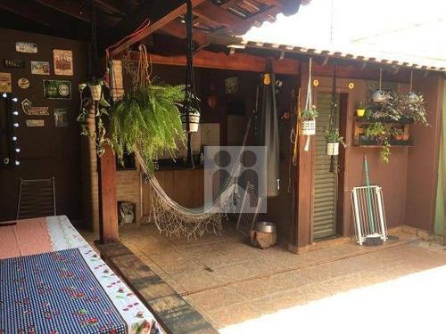 Imagem 1 de 19 de Casa Com 2 Dormitórios À Venda, 110 M² Por R$ 270.000 - Jardim José Figueira - Ribeirão Preto/sp - Ca0978