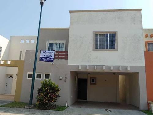 Cómoda Y Funcional Casa En Renta En Villas Náutico Residencial, Altamira
