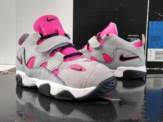 Nike Turf Raider Grey (16cm) Retro Zoom Barkley Jordan Kids
