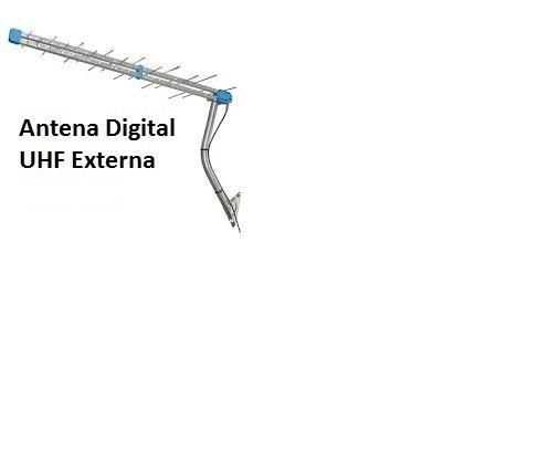 Antena Digital Uhf Externa